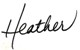 Heather's Homegrown Signature
